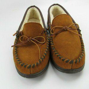 LB Evans Mens Moccasin Shoes